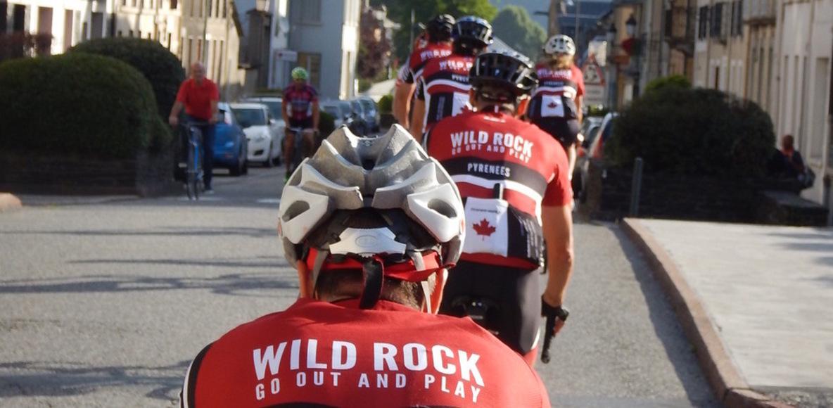 Wild Rock riders